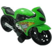 Moto Super 1600 Verde - 195 Bs Toys