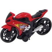 Moto Super 1600 Vermelha - 195 Bs Toys