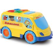 Onibus Didatico Zuzubalandia - 228 Samba Toys