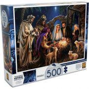 Quebra Cabeça 500 Peças Noite De Luz Ref. 02894 Grow