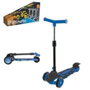 Patinete Radical Power Azul Ref.Dmr5553 Dm Brasil