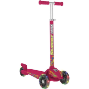 Patinete Skatenet Max Pink Led Ref.1521 Bandeirante