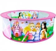 Piscina De Bolinhas Piquenique das Princesas - Dmt6089 Dm Brasil