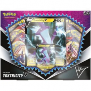 Pokemon Box Toxtricity Ref.90579 Copag