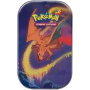 Pokemon Mini Lata Poderes De Kanto Ref.99520 Copag