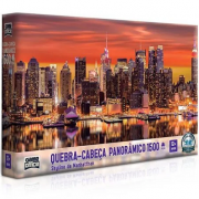 Qc 1500Pcs Skyline De Manhattan Ref.2642 Toyster
