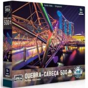 Qc 500Pcs Pontes Incriveis Ref.2513 Toyster