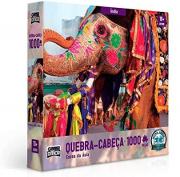 Quebra Cabeça 1000 Pcs Cores Da Asia Ref.2635 Toyster