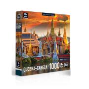 Quebra Cabeça 1000 Pcs Palacio De Bangkok Ref. 2309 Toyster