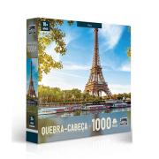 Quebra Cabeça 1000 Pcs Paris Ref.2091 Toyster