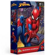 Quebra Cabeça 200 Pcs Spiderman Ref.2397 Toyster