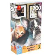 Quebra-Cabeça 200 Peças Melhores Amigos Grow 03927