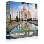 Quebra Cabeça 500 Pcs Maravilhas Do Mundo Moderno Ref.2306 Toyster