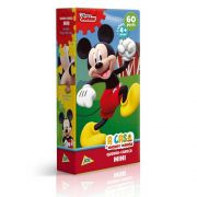 Quebra Cabeça A Casa Do Mickey Mouse 60 Pcs - Toyster