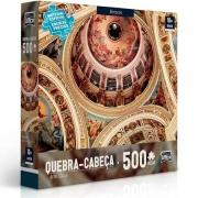 Quebra Cabeça Arte Sacra 500 Peças - 2423 Toyster
