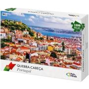 Quebra-cabeça Portugal 1000 Peças - 7288.1 Pais E Filhos
