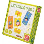 Quebra Cabeças Do A Ao Z - 9305 Brincadeira De Crianca