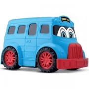 Schools Bus Azul - 9140 Silmar