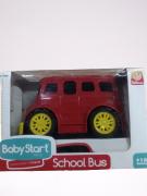 Schools Bus Vermelho - 9140 Silmar