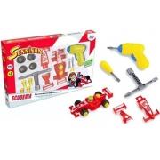 Scuderia Senninha Brinquedo De Montar Carrinho Fórmula 1 20 Peças - 2032 Pakiplast