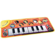 Tapete Musical Piano Ref.Dmt5658 Dm Brasil