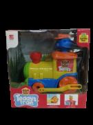 Teddys Train Cor pode variar - 250 Samba Toys