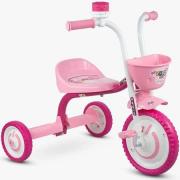 Triciclo Motoca Infantil Menina You 3 Girl Rosa - 60012 Nathor