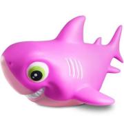 Tubarão De Vinil Family Shark Pink - R219 Cometa