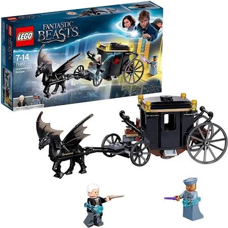 A Fuga De Grindelwald Ref.75951 Lego