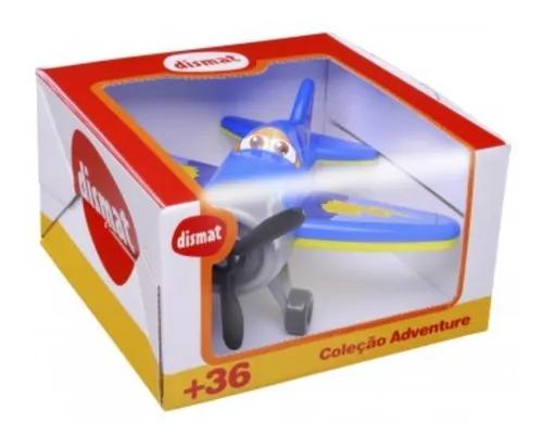Airplane Adventure Ref.Mk253 Dismat * Cor pode variar