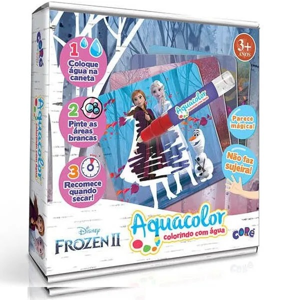 Aquacolor - Colorindo com Água - Frozen 2 - 2723 Toyster