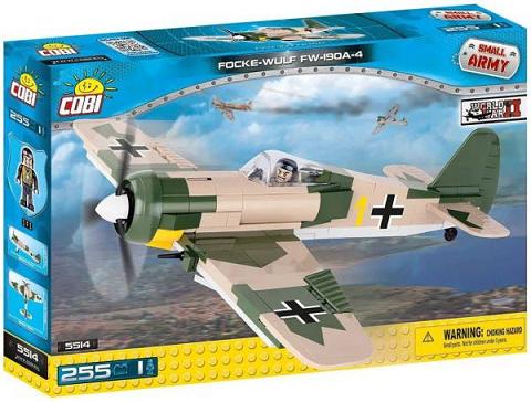 Aviao Militar Focke Wulf Ref.Cobi5514 California