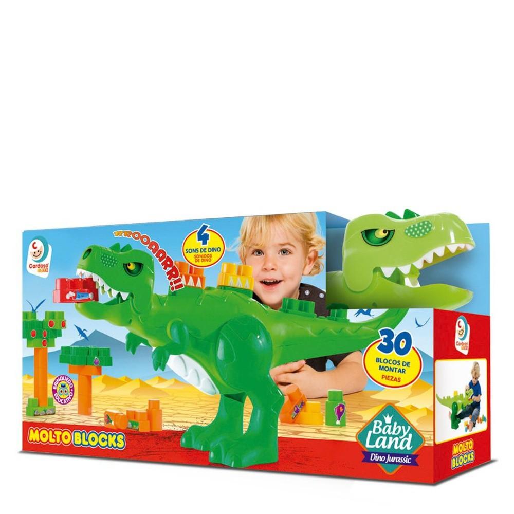 Baby Land Dino Jurrassic Ref. 8001 Cardoso
