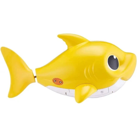 Baby Shark - Zuru Robo Alive Amarelo - 1118 Candide