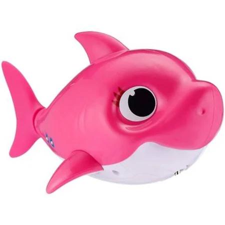 Baby Shark - Zuru Robo Alive Rosa - 1118 Candide