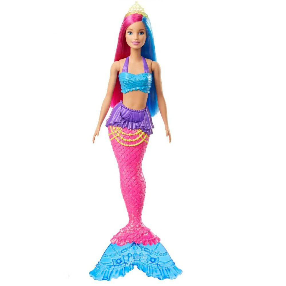 Barbie Sereia Ref.Gjk08 Mattel