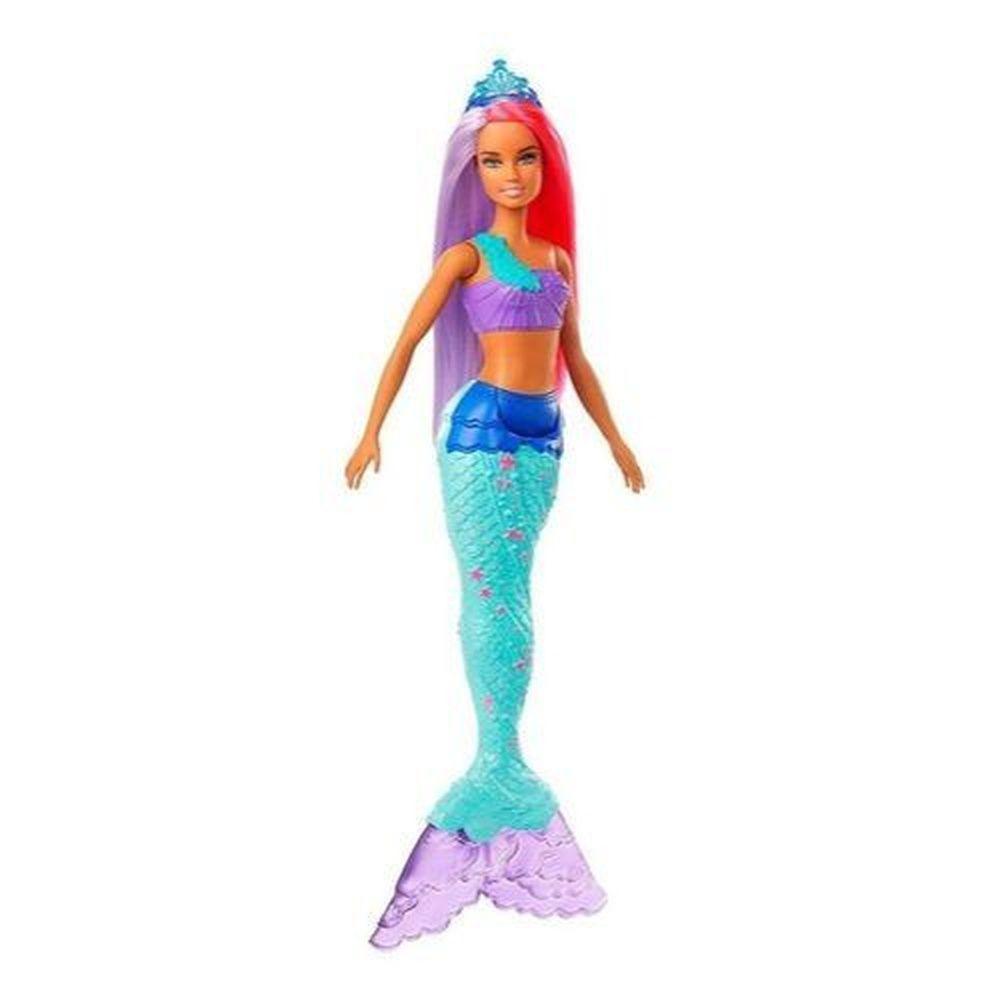 Barbie Sereia Ref.Gjk09 Mattel