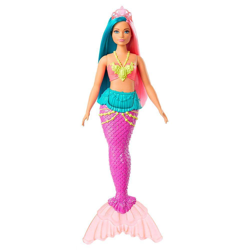 Barbie Sereia Ref.Gjk11 Mattel