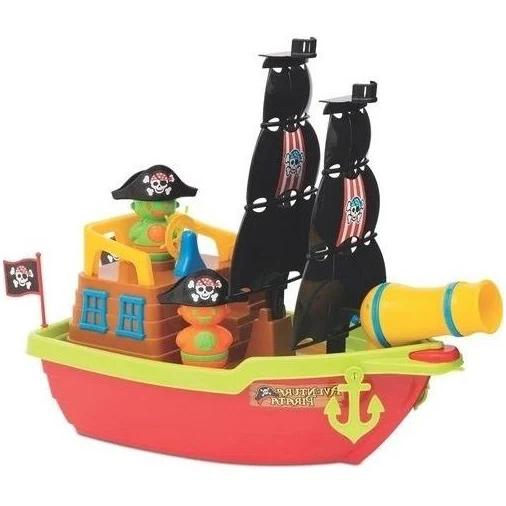 Barco Aventura Pirata - 425 Mercotoys