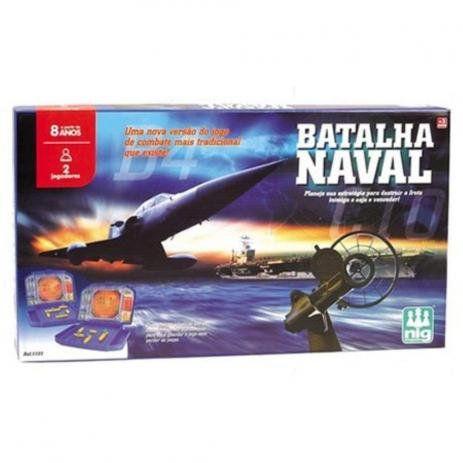Batalha Naval Ref. 1121 Nig