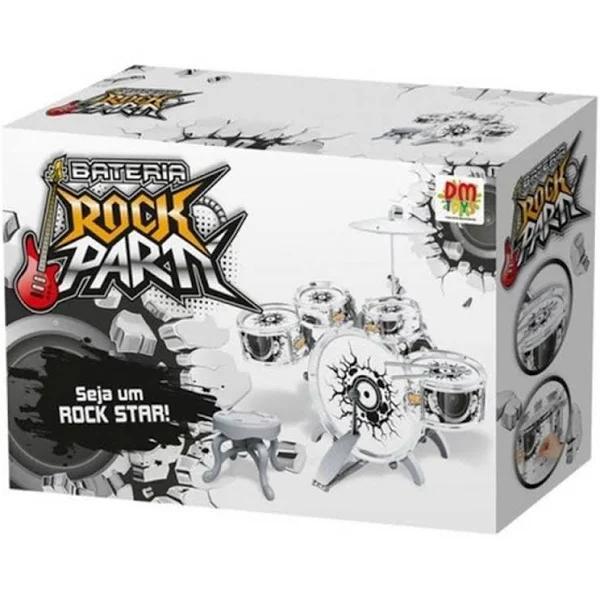Bateria Infantil Rock Party - Dmt5367 Dm Brasil