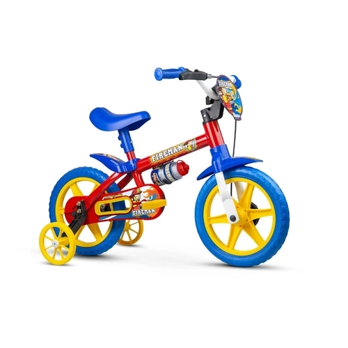 Bicicleta Aro 12 Fire Man Ref.60036 Nathor