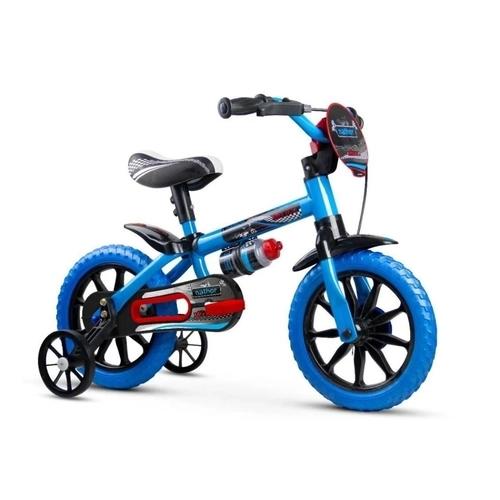 Bicicleta Aro 12 Veloz Ref.60040 Nathor