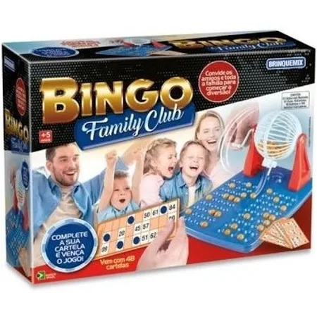 Bingo Family Club Brinquemix
