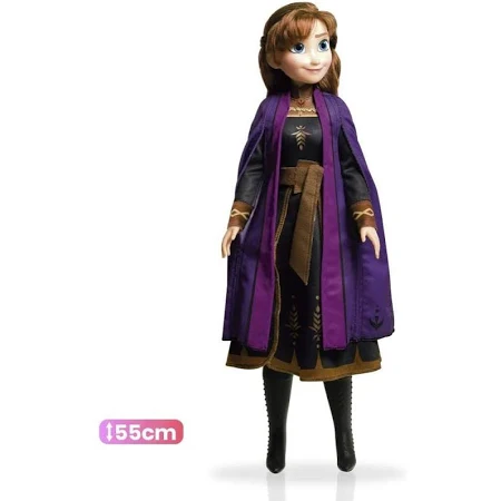 Boneca Anna Mini My Size - 1741 Bbra