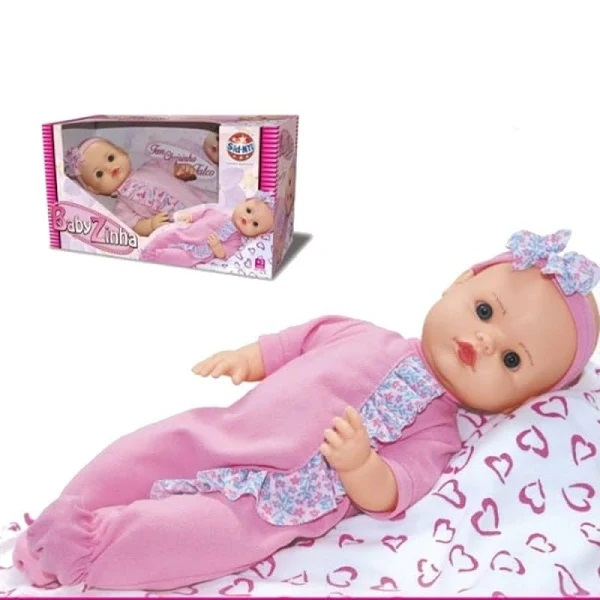 Boneca Babyzinha - 1080 Sidnyl