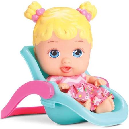 Boneca Little Dolls Passeio - 8027 Divertoys