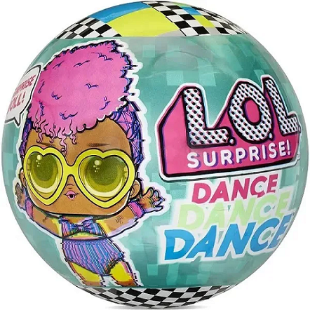 Boneca Lol Surprise Dance Dance Dance - 8969 Candide