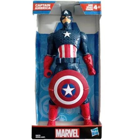 Boneco Capitão América - Avengers Olympus - E5579 - Hasbro