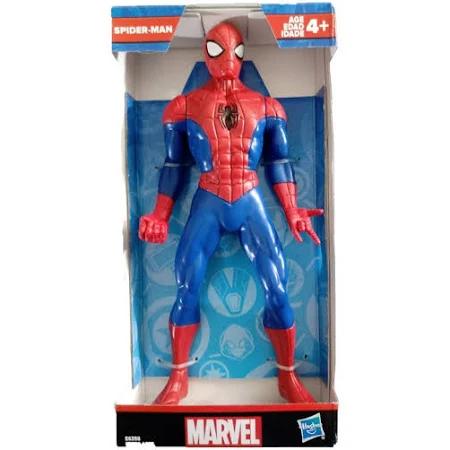 Boneco Homem Aranha Azul/vermelho Olympus E6358 - Hasbro